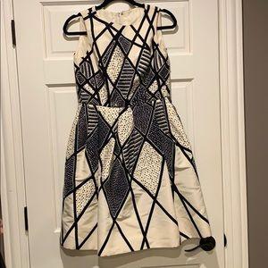 Oscar de la renta short gown